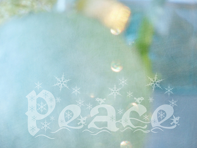The Quest to Peace: During the Holidays and Throughout the Year « Positively Positive
