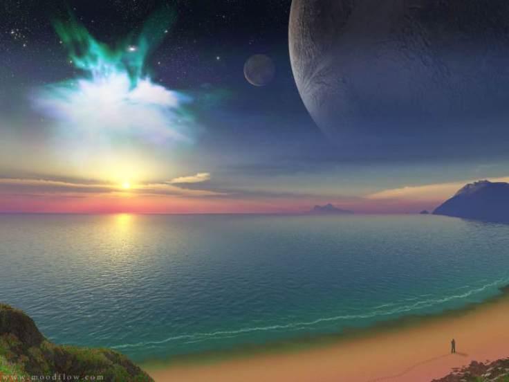 Josies-beach-calm-sea